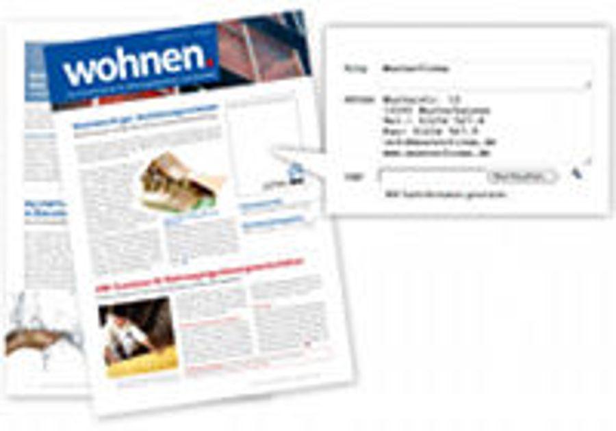 """""""wohnen."""": Kundenmagazin für BVI-Mitglieder"""