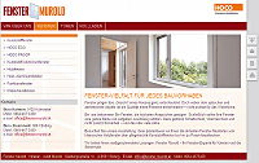 Fenster Murold mit vollem Programm