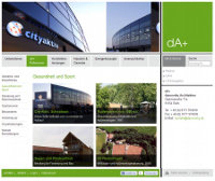 Facelift für dA+ Damovsky Architekten